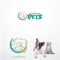 Cantinho dos Pets, Logo, Animais