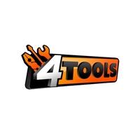 """4tools """"for tools"""", Logo e Cartao de Visita, Outros"""