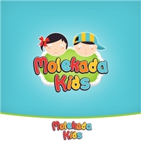 Molekada Kids, Logo e Cartao de Visita, Crianças & Infantil
