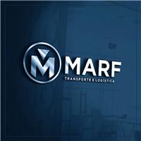 MARF TRANSPORTE DE CARGAS LTDA ME, Logo e Cartao de Visita, Logística, Entrega & Armazenamento