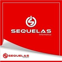SEQUELAS , Logo, Computador & Internet