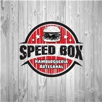 Speed Box, Logo e Cartao de Visita, Alimentos & Bebidas