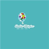 Balão Mágico, Logo, Crianças & Infantil