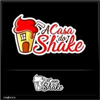 A Casa do Shake, Logo, Alimentos & Bebidas