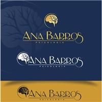 Ana Barros Psicologia, Logo, Saúde & Nutrição