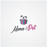 Mimo & Pet, Logo, Animais