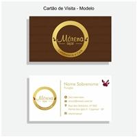 Morena Açaí, Logo, Alimentos & Bebidas