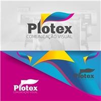 Plotex Comunicação Visual, Logo e Cartao de Visita, Marketing & Comunicação