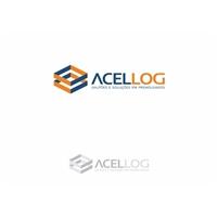 ACELLOG, Logo e Cartao de Visita, Construção & Engenharia