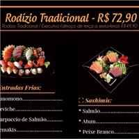 Zendô Sushi, Aplicativo, Alimentos & Bebidas