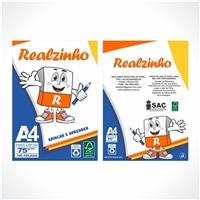 REALZINHO, Cartaz/Pôster, Educação & Cursos