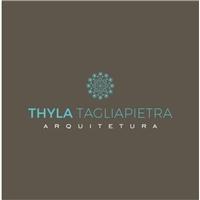 Thyla Tagliapietra Arquitetura, Logo e Cartao de Visita, Arquitetura