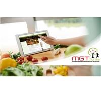 MGT Nutri Treinamento LTDA-ME, Manual da Marca, Saúde & Nutrição