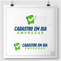 CADASTRO EM DIA - EMPRESAS, Logo, Planejamento de Eventos