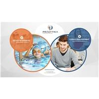PRÁCTTIKA DESENVOLVIMENTO DE COMPETÊNCIAS, Embalagem (unidade), Educação & Cursos