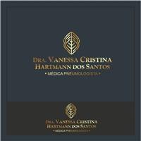 Dra. Vanessa Cristina Hartmann dos Santos - Pneumologista, Logo, Saúde & Nutrição
