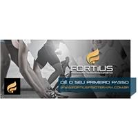 Fortius - Fisioterapia | Desempenho Esportivo, Modernizar Logo, Saúde & Nutrição