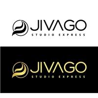 Jivago  -  Studio Express, Logo, Beleza