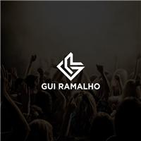 GUI RAMALHO, Logo e Cartao de Visita, Marca para músico - DJ