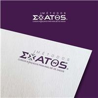 Métodos Exatos, Logo e Cartao de Visita, Educação & Cursos