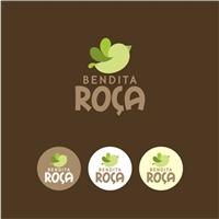 Bendita Roça, Logo e Cartao de Visita, Alimentos & Bebidas