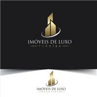 Imóveis de Luxo - PB ou Paraiba, Logo, Imóveis
