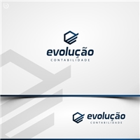 Evolução Contabilidade, Logo, Contabilidade & Finanças