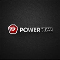 Power Clean, Logo e Cartao de Visita, Automotivo