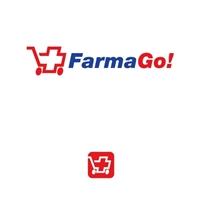 FarmaGo!, Logo e Cartao de Visita, Saúde & Nutrição