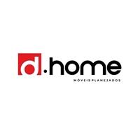 D.Home moveis planejados, Logo e Cartao de Visita, Decoração & Mobília