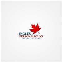 JAQUELINE CUNHA - INGLÊS PERSONALIZADO, Logo, Educação & Cursos