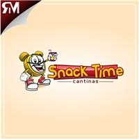 Snack Time Cantinas, Papelaria (6 itens), Alimentos & Bebidas