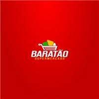 BARATÃO SUPERMERCADO LTDA      FANTASIA:BARATÃO SUPERMERCADO, Logo, Alimentos & Bebidas