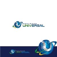Provedor Universal, Logo e Cartao de Visita, Computador & Internet