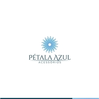 Pétala Azul, Logo e Cartao de Visita, Outros