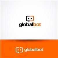 Globalbot, Logo e Cartao de Visita, Tecnologia & Ciencias