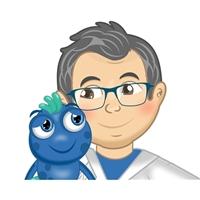 Bluelab Soluções para Laboratórios - Mascote1, Folheto ou Cartaz (sem dobra), Outros