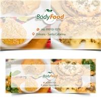Body Food, Redesign de site, Alimentos & Bebidas