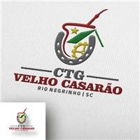 CTG VELHO CASARÃO, Logo, Associações, ONGs ou Comunidades