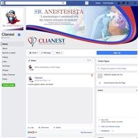 CLIANEST - Clínica de Anestesiologia de Palmas, Manual da Marca, Saúde & Nutrição