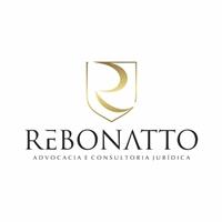 REBONATTO - ADVOCACIA E CONSULTORIA JURÍDICA, Logo, Advocacia e Direito