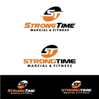 StrongTime - Marcial & Fitness, Logo, Outros