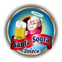 SANTA SOGRA boteco, Logo, Alimentos & Bebidas