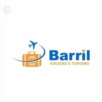 BARRIL VIAGENS E TURISMO, Logo, Viagens & Lazer