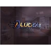 Luci Gás, Logo, Logística, Entrega & Armazenamento