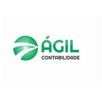 ÁGIL CONTABILIDADE, Logo e Cartao de Visita, Contabilidade & Finanças