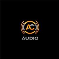 AC Áudio ou AC Loudspeaker / Alto falante, Logo e Cartao de Visita, Outros