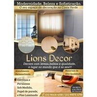 Lions Decor, Kit Mega Festa, Decoração & Mobília