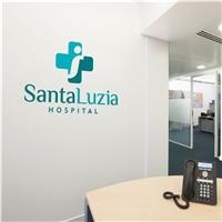 Hospital Santa Luzia, Logo, Saúde & Nutrição