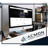 Acmon - Formação e Treinamento, Cartão de visita, Educação & Cursos